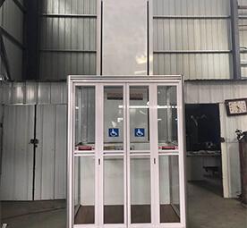 Residential Vertical Lift Platform