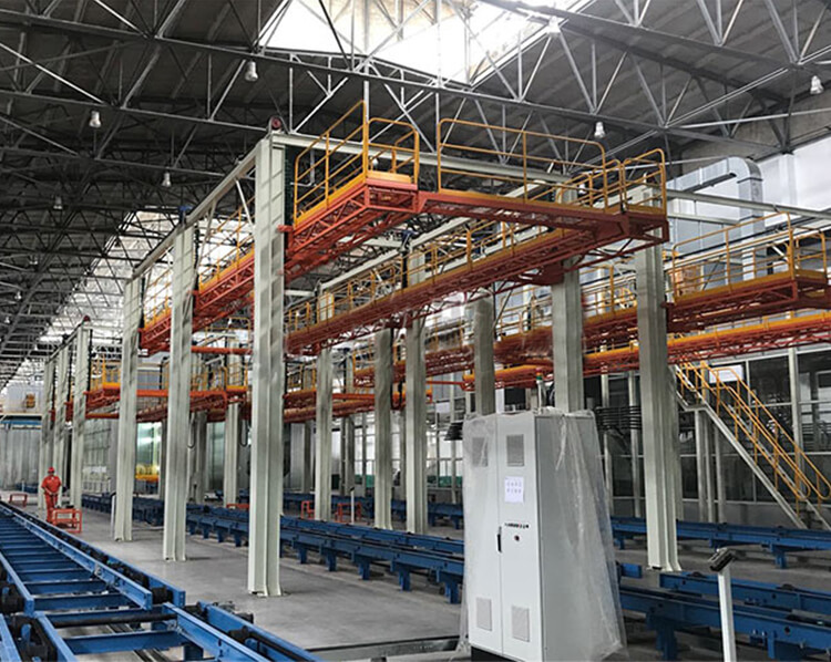 Three-Dimensional Lifting Platform BLSW