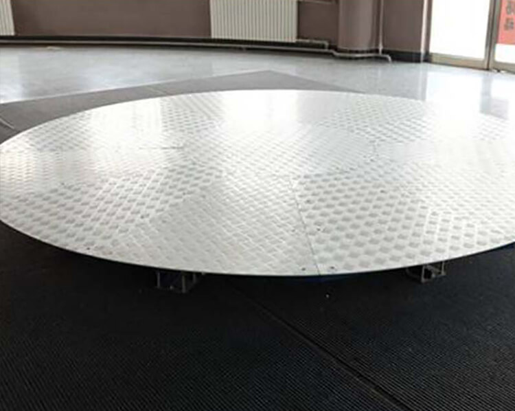 Car turn table