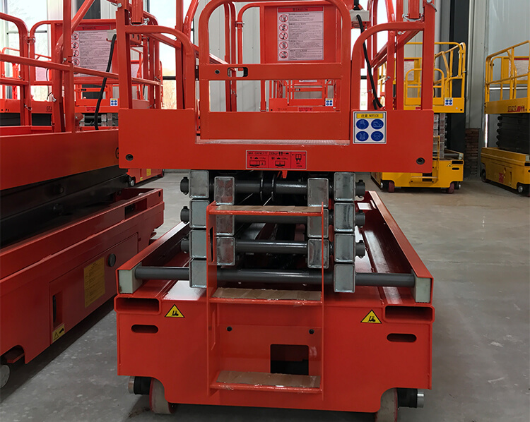 Self-Propelled Scissor Lift GTJZ