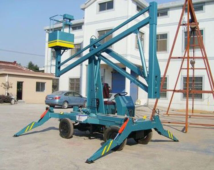 Articulated Boom Lift Platform Y-SC
