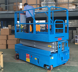 T Mobile Scissor Lift Y-XB