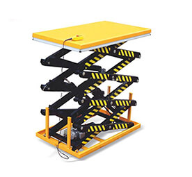 Four Scissor Lift Table BLX-D