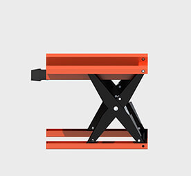 Ground Lift Scissor Table CD